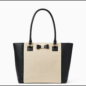 Kate Spade Renny Drive Straw- Lightly Used